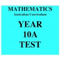 Australian Curriculum Mathematics Year 10A