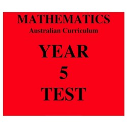 Australian Curriculum Mathematics Year 5