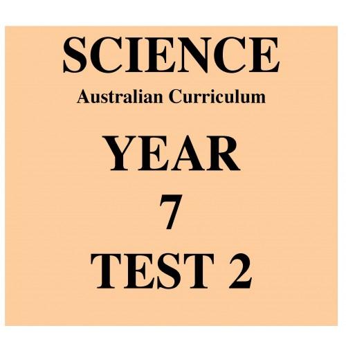 australian curriculum science year 7 test 2. Black Bedroom Furniture Sets. Home Design Ideas