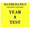 Australian Curriculum Mathematics Year 8