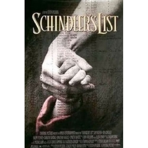 a response to the movie schindlers list One of the most historically significant films of all time, steven spielberg's schindler's list is a powerful story whose lessons of courage and faith continue to inspire generations winner of.