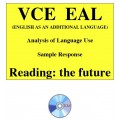Analysis of Language Use - EAL Sample Response 2