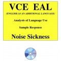 Analysis of Language Use - EAL Sample Response 6
