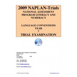 2009 Y7 Language