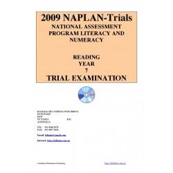 2009 Y7 Reading