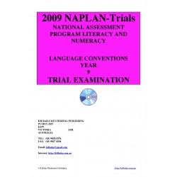 2009 Y9 Language