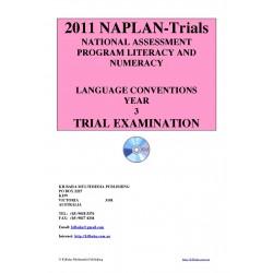 2011 Y3 Language