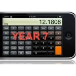 Year 7 May 2008 Numeracy Calculator - Answers