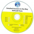 2008 - 2010 May NAPLAN Answers
