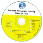All NAPLAN Trial Tests and Detailed Answers - Year 3