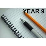 Year 9 Sample 2008 Writing - Response